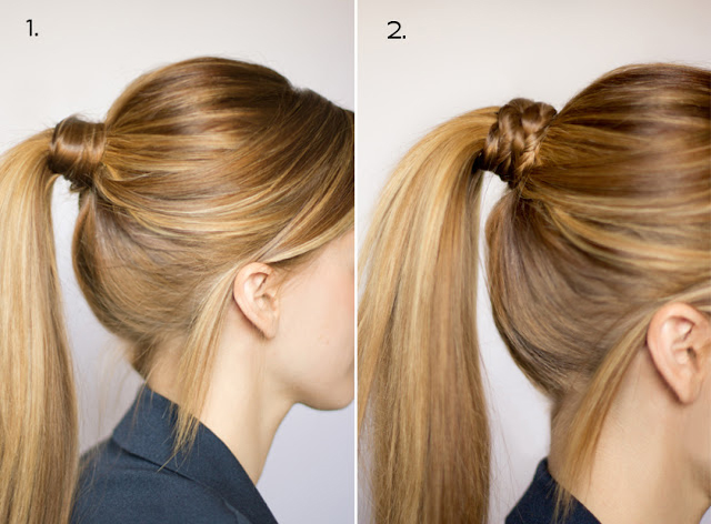 How TO Make Ponytail
