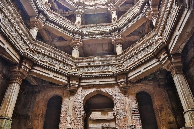 Adalaj, Hidden tourist places in India