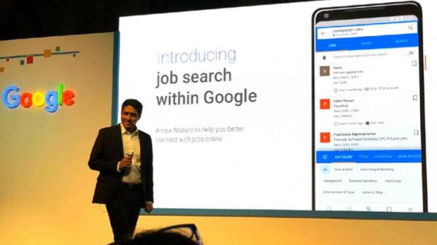 : A New Way to Find Your Dream Job Google Job Search Now Available in India