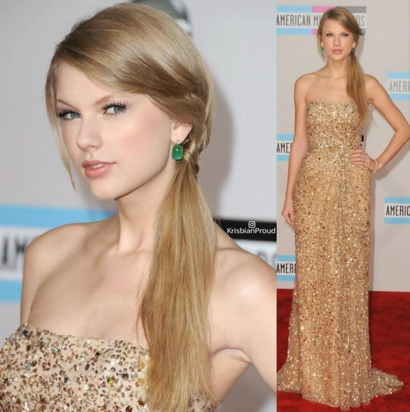 Taylor Swift's Vogue photoshoot