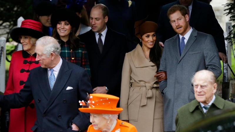 Prince Charles will accompany Meghan Markle down the aisle tomorrow during her royal wedding to Prince Harry,