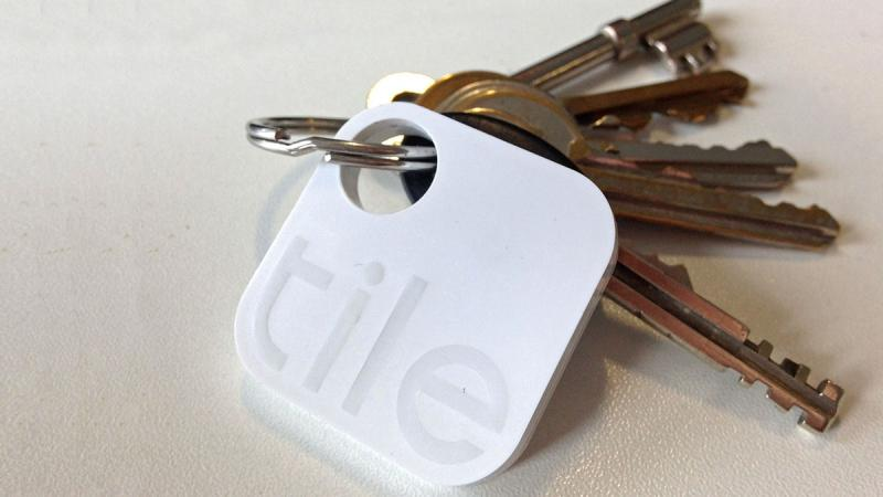 Tile 2nd Generation (Price: $25) Key Chain