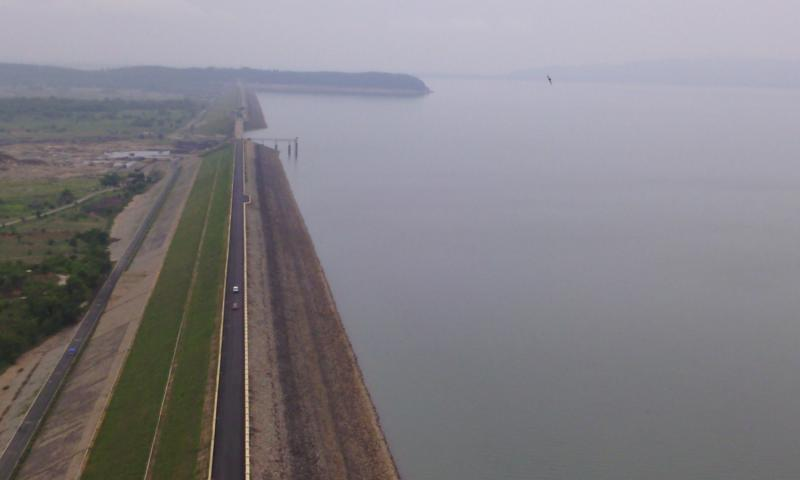 hirakud dam largest dams in India