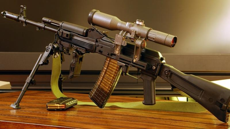 Best Attack Rifle