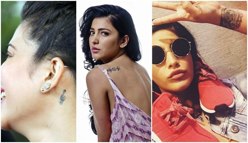 Famous Bollywood Celebrities and their Signature Tattoos