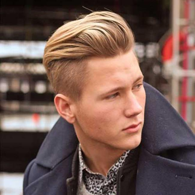 Awesome Hairstyles for Men | Top Long with Undercut
