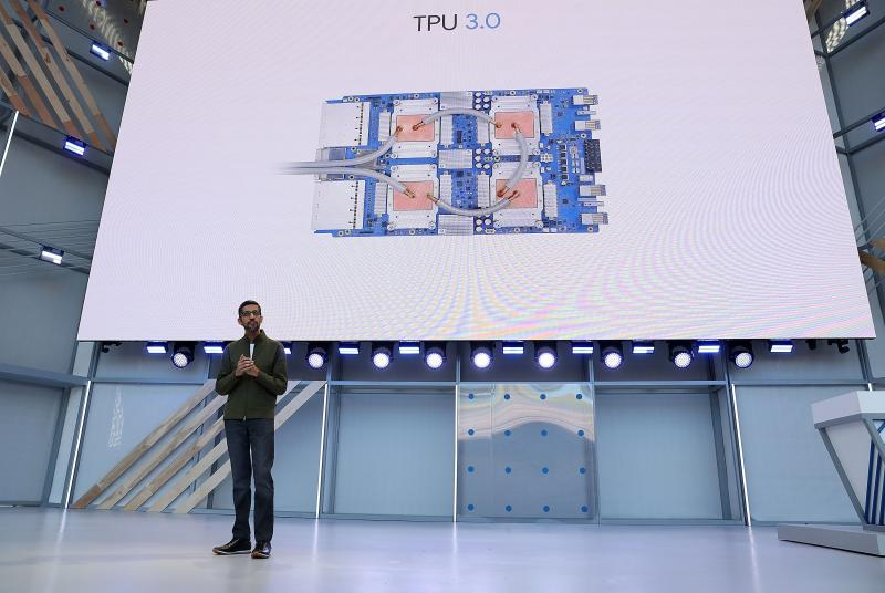 Google proclaims a new creation for its TPU machine education hardware