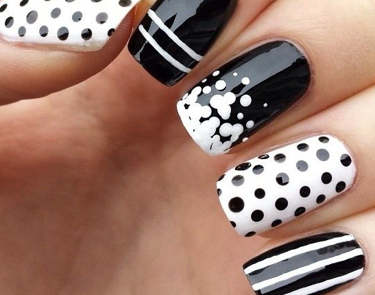 27 Lazy Girl Nail Art Ideas That Are Actually Easy Myfreedo