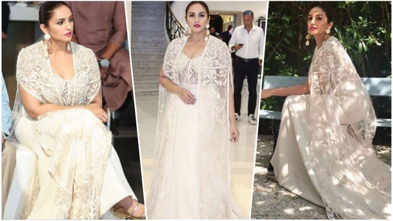 Huma Qureshi at71st edition of the Cannes Film Festival