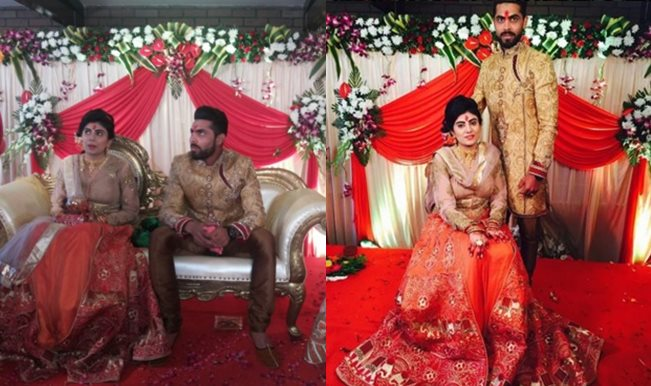As per media reports, the policeman allegedly got down from the bike and physically assaulted Jadeja's wife.