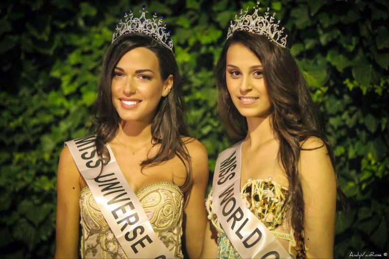 Miss Universe title