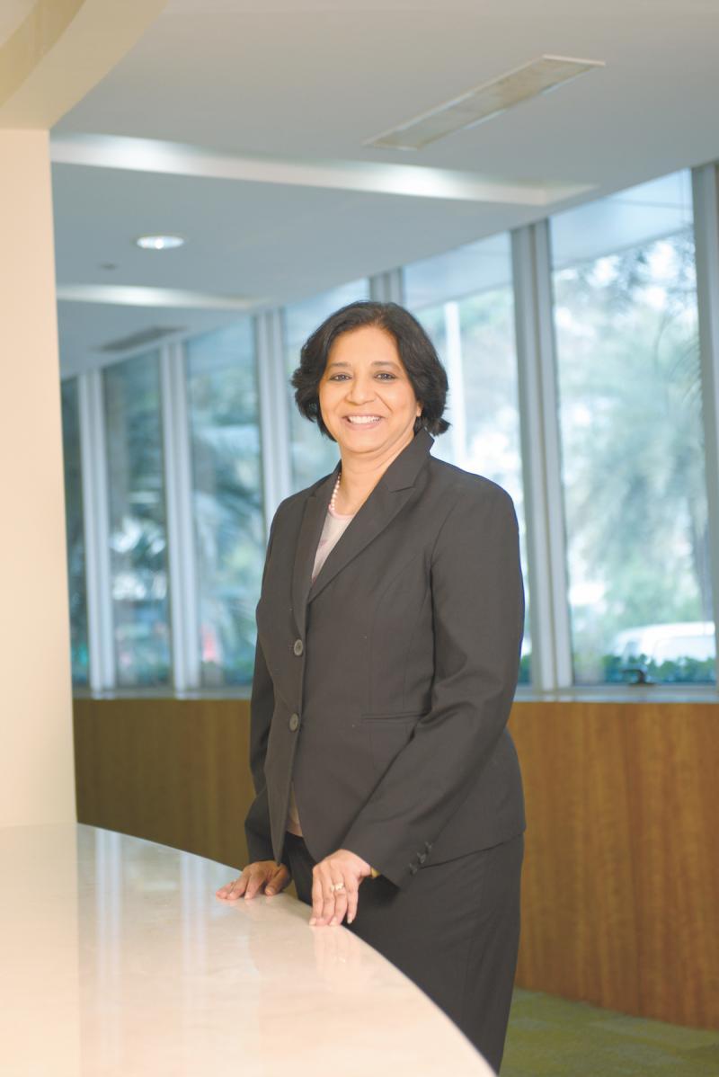 Vanitha Narayanan, MD, IBM India