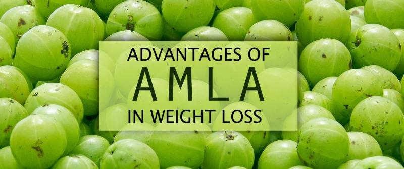 Amla for weight loss