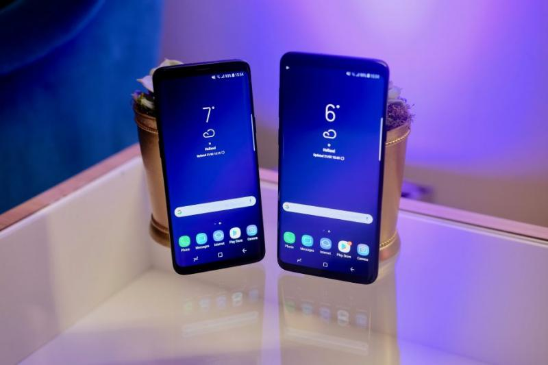 Best Gaming Phones of 2018 - Samsung Galaxy S9