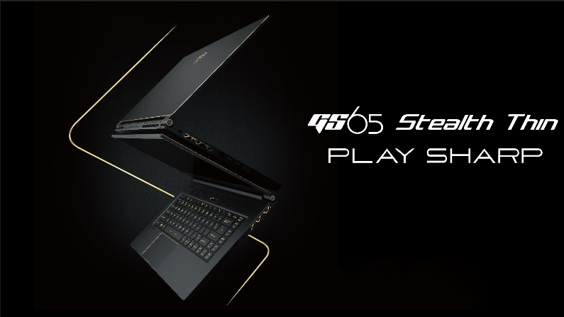 List of Gaming Laptops |MSI GS 65 Stealth