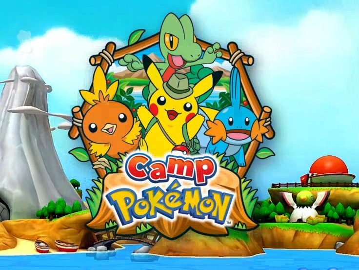 Camp Pokemon |Pokemon Games Free Download for Android and iPhone