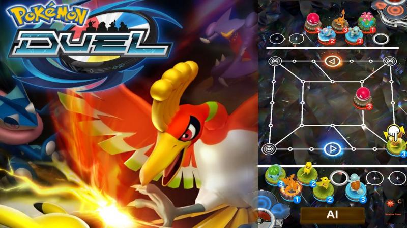 Pokemon Duel |Pokemon Games Free Download for Android and iPhone