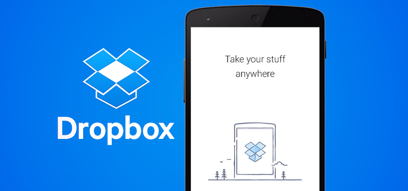 Dropbox -Apps that Must Have For Entrepreneurs in their Smartphones