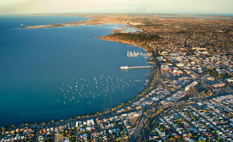 Cities in Victoria Australia