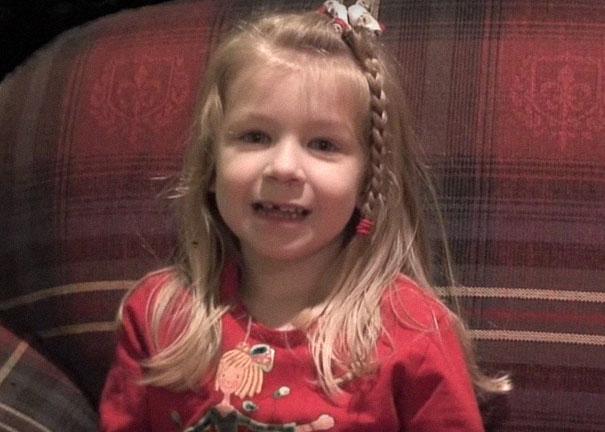 little girl calls 911