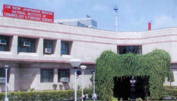 forensic science colleges in India