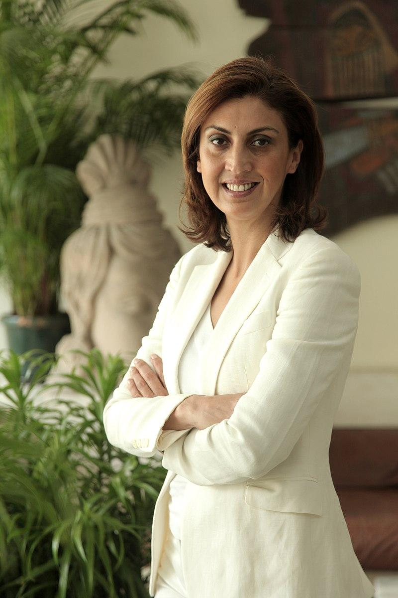 Tanya Dubash – Executive Director and Chief Brand Officer of Godrej Industries Ltd