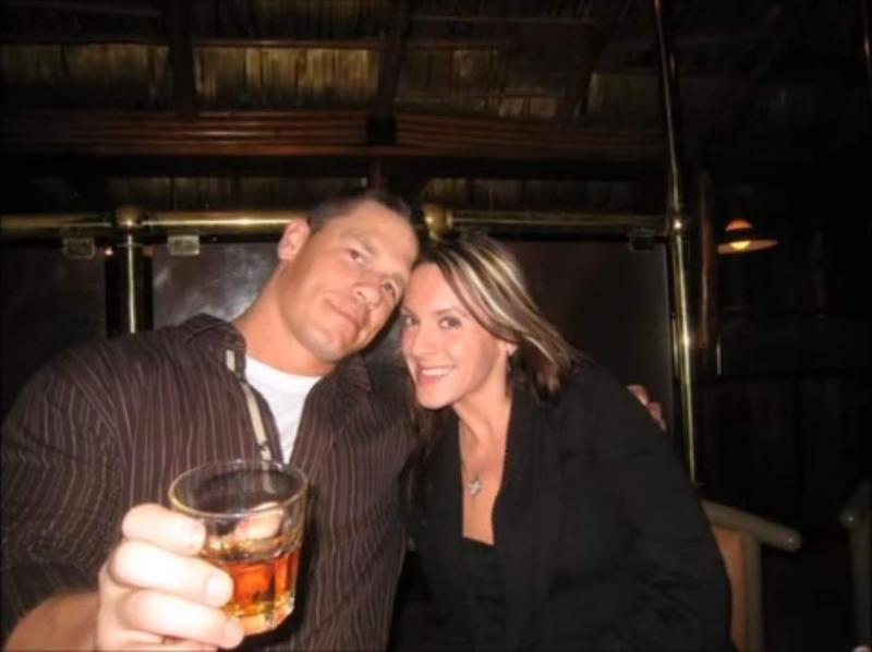 John Cena's Older Girlfriend