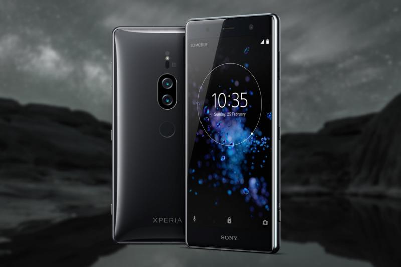 Best Gaming Phones of 2018 - Sony Xperia XZ2