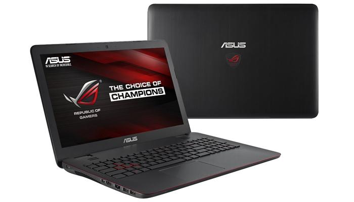 List of Gaming Laptops |Asus ROG Strix GL502