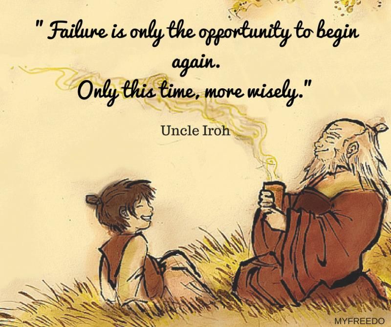 Uncle Iroh Quotes
