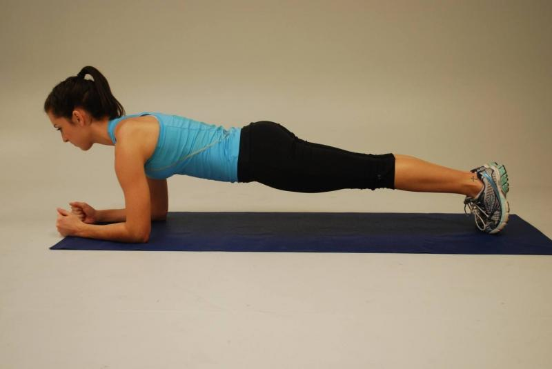Plank exercise benefits