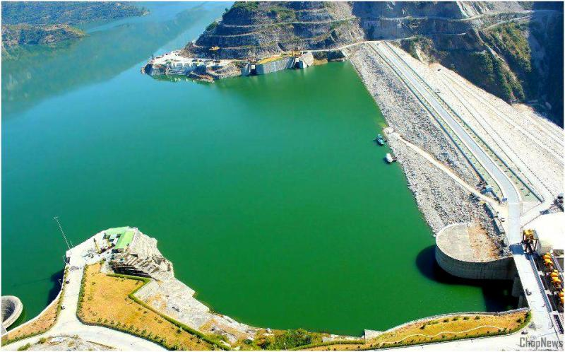 Tehri Dam Largest Dams in India