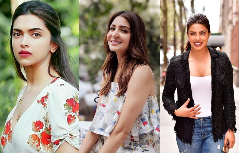 Our Bollywood heroines seem to growing taller! There was a time when the height of 5ft 6 inches was considered a tall height for an actress but now with wider