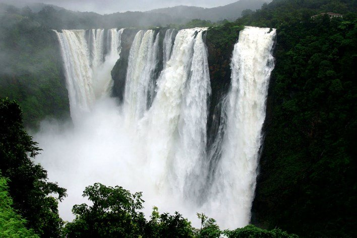 Most Beautiful Waterfalls in India