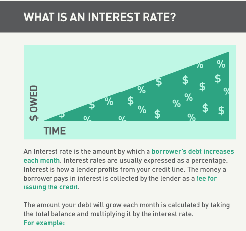 Understand the Interest Rate