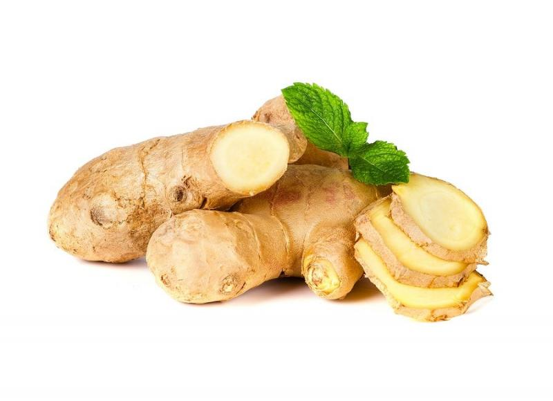 Ayurveda states, Ginger is arich source of Antioxidants.