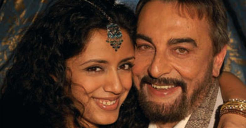 Kabir Bedi and Parveen Dusanj love saga