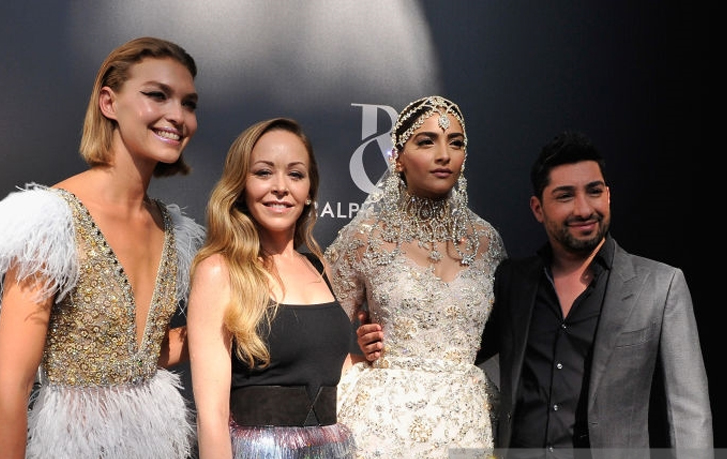 International designers Ralph and Russo