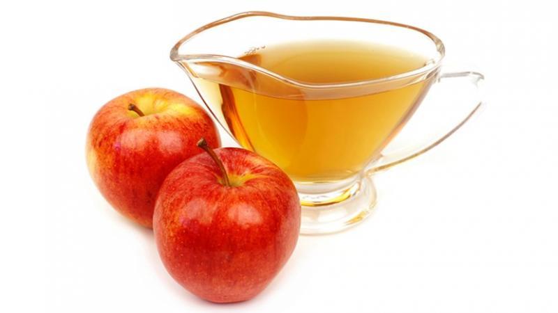 Applying Apple Cide Vinegar on Razor burn - Home remedy on razor burn
