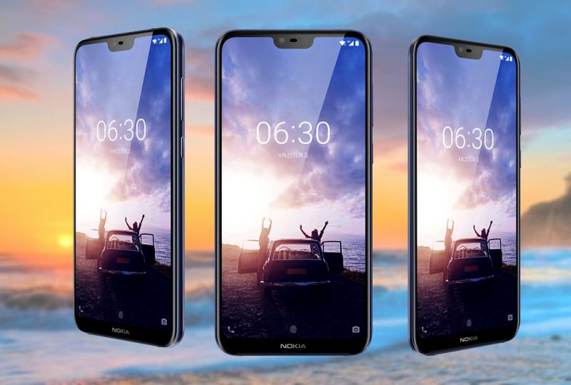 First Full screen Nokia X6  launched Full specification, features and Price