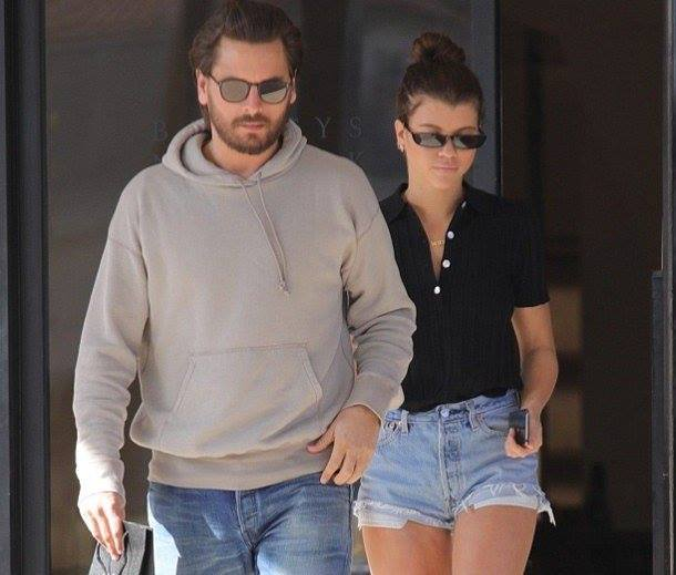 Sofia Richie and Scott Disick are now