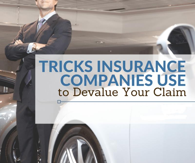 3 mean tricks Insurance companies employ to minimize Insurance claims.