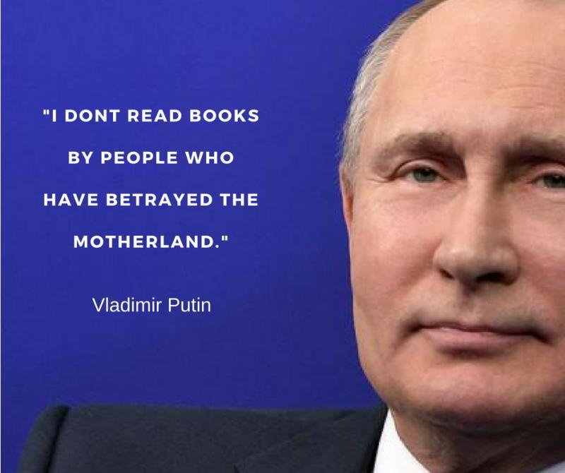Scariest Vladimir Putin quotes