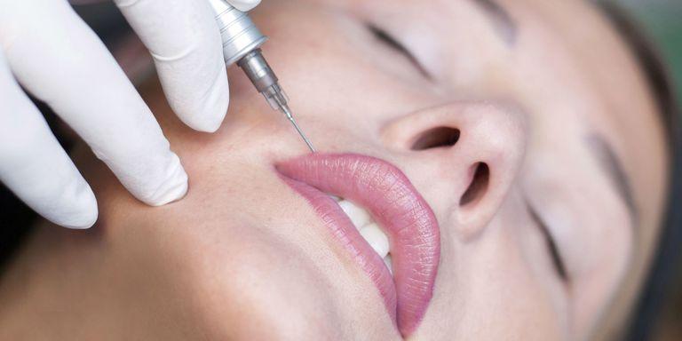Microblading Micropigmentation hairline