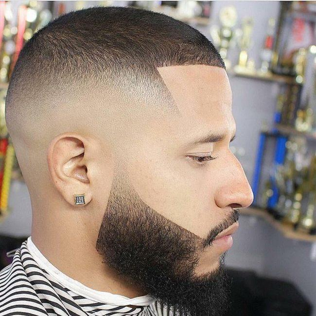Awesome Hairstyles for Men | Faded Skin along with Cut Buzz