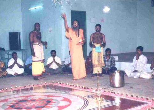 Sri Yantra