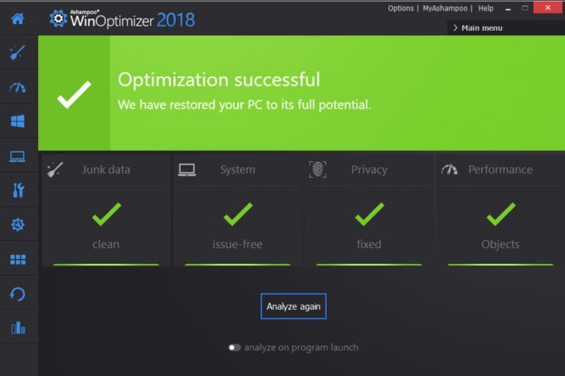 Best Free PC Optimizer in 2018