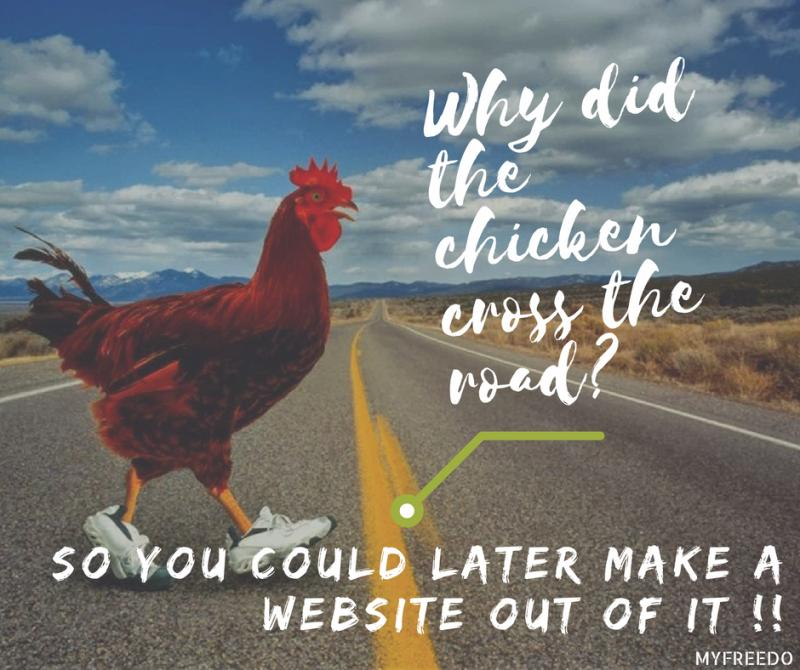 Why Did The Chicken Cross The Road? Joke Is Actually Super Cool ...