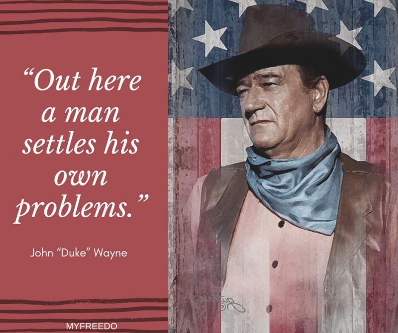 John Wayne Quotes