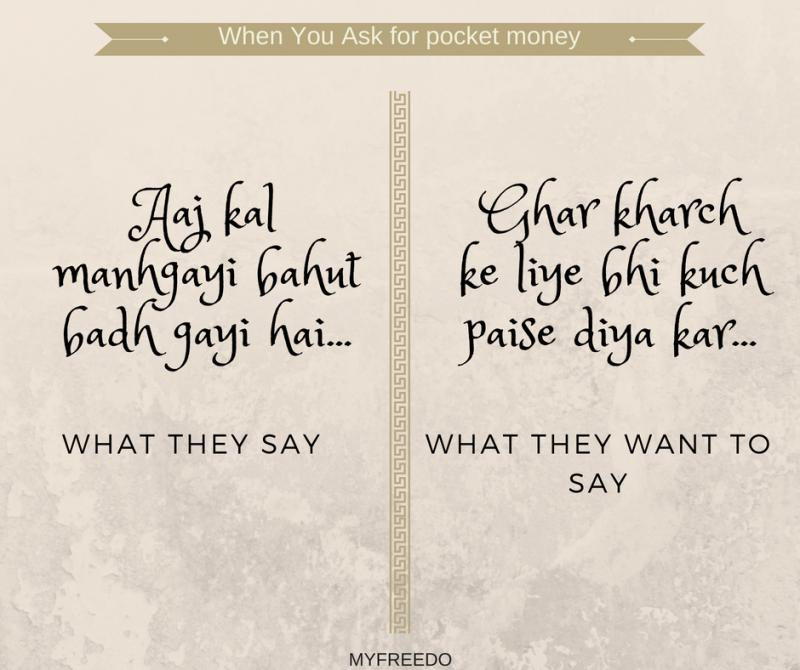 What Parents Say and What They Mean